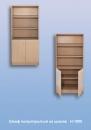 Шкаф полуоткрытый на цоколе   Н-1800 / 2